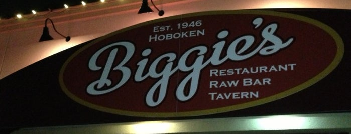 Biggie's is one of New Experiences.