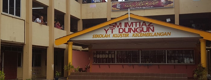 Sekolah Menengah Imtiaz Dungun is one of Learning Centers #2.
