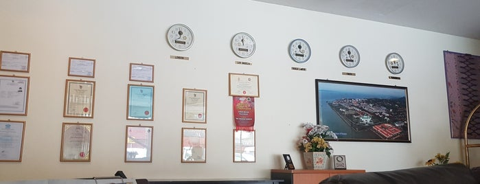 Shervinton Executive Boutique Hotel is one of @Sabah, Malaysia.