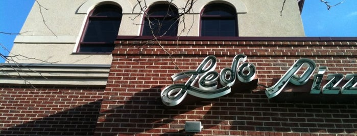 Ledo Pizza is one of Tasty Bites and Sips.
