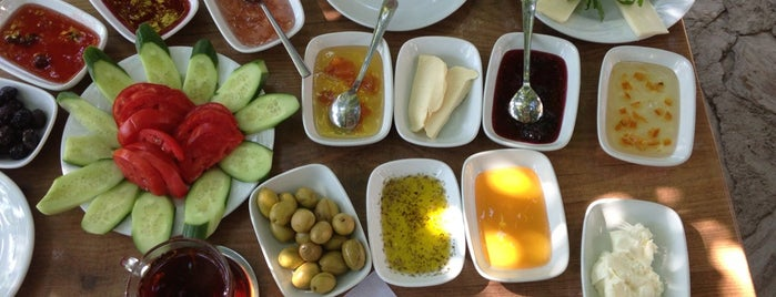 Şirincem Pansiyon - Restoran is one of Şirince My Home ....