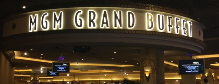 Grand Buffet is one of A.
