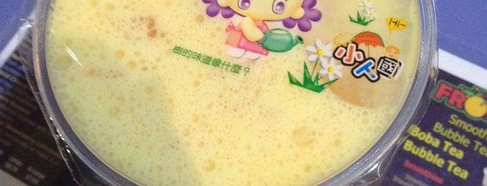 Frooties is one of MKE foodie.