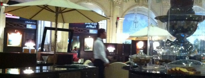 Teatro Lounge is one of Jeddah.