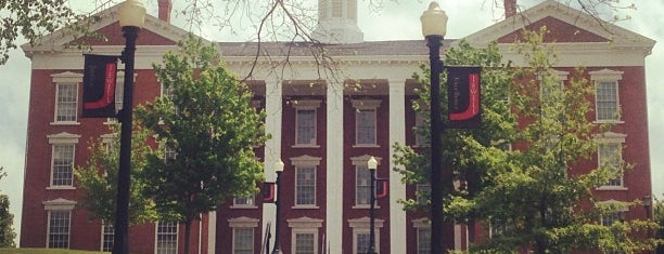 William Jewell College is one of My favorites.