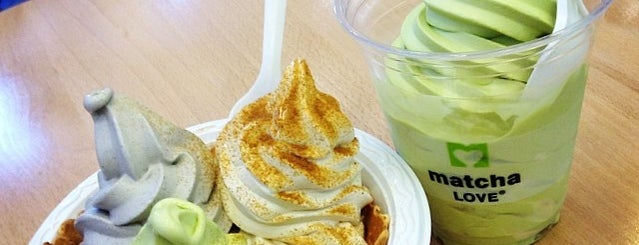 Matcha Love is one of SoCal Screams for Ice Cream!.