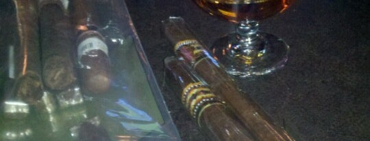 Havana Lounge and Cigar is one of Cigar Shops.