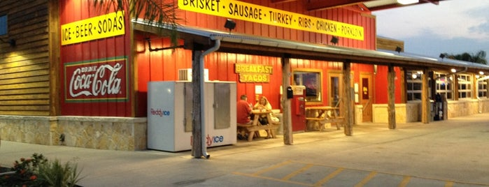 Rudy's Country Store and Bar-B-Q is one of Houston Favorites.