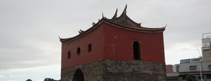 North Gate is one of Taipei Travel - 台北旅行.