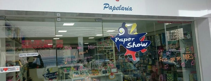 Paper Show Papelaria is one of SU.
