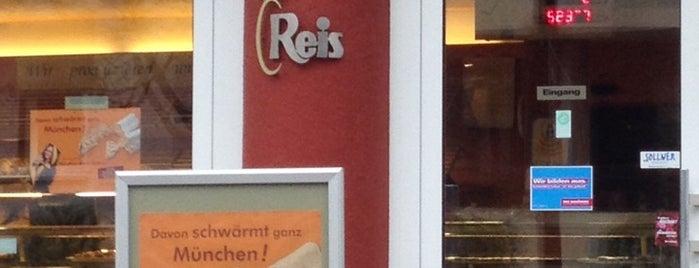 Bäckerei Konditorei Reis is one of Meine Hood.