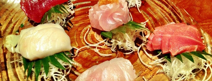 Ryoshi Japanese Restaurant is one of Best Affordable Foreign Eateries in Denpasar, Bali.