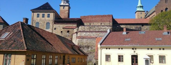 Fortaleza de Akershus is one of Europa.