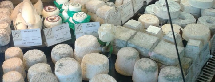 Fromagerie Jean-Yves Bordier is one of Coups de cœur.