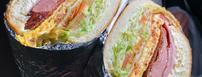 Tortas Neza is one of NYC to do.