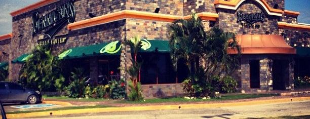 Bennigan's is one of Panama.