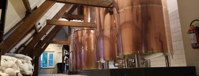 Brouwerij Bourgogne des Flandres is one of Belgium.