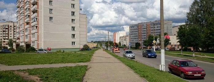Барань is one of Города Беларуси.