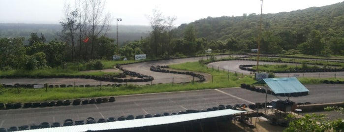 Goa Kart Racing is one of Goa.