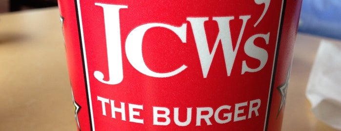 JCW's is one of Places to eat.