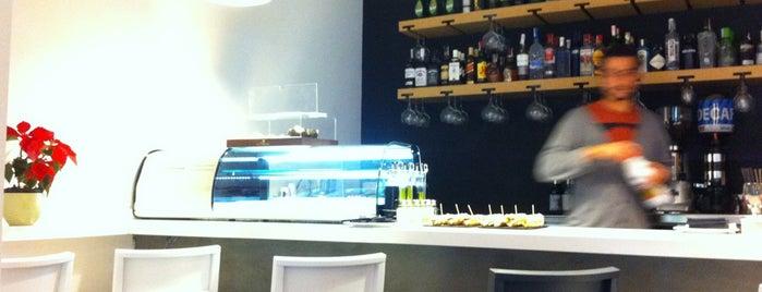 NANA Café Bistró is one of places to check.