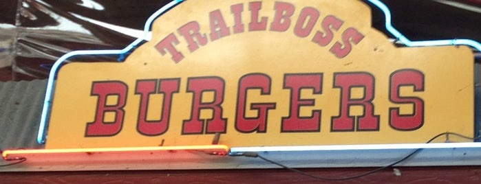Riscky's Trail Boss Burgers is one of Places to Eat.