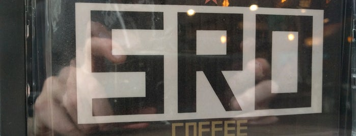 SRO Coffee is one of World Coffee Places.