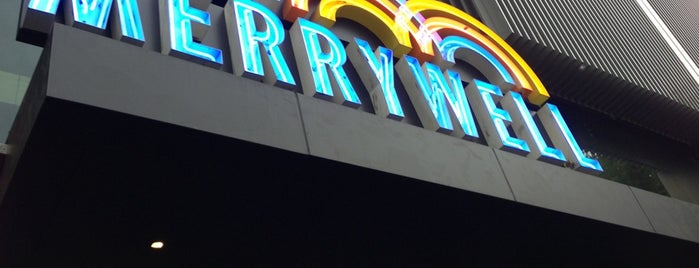 The Merrywell is one of Melbourne.