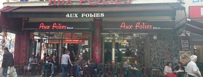 Aux Folies is one of Paris.