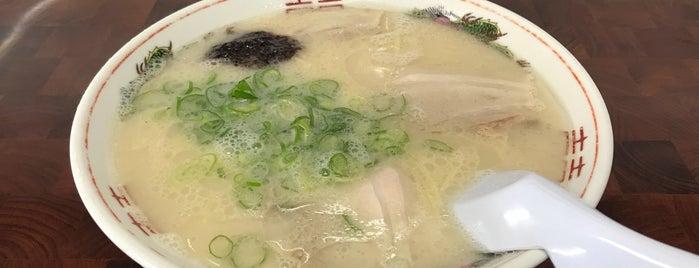 来久軒 is one of ramen.