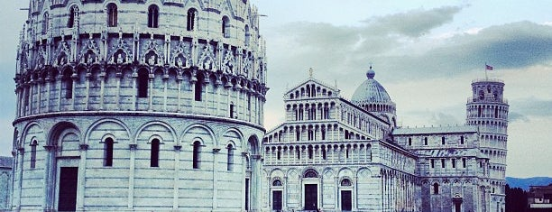 Campo dei Miracoli is one of Italy 2014.