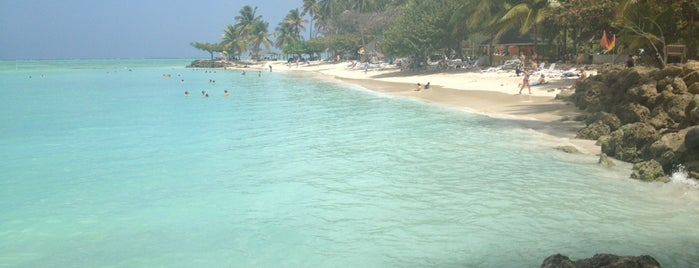 Pigeon Point Beach is one of #60 days in Tobago.
