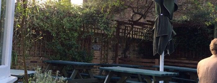 Junction Tavern is one of London's Best Beer Gardens.