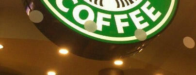 Starbucks is one of awesome cafés!.