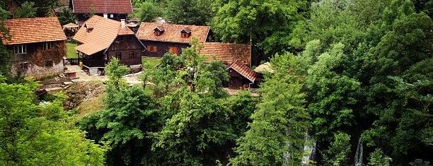 Slunj is one of Castles in Croatia.
