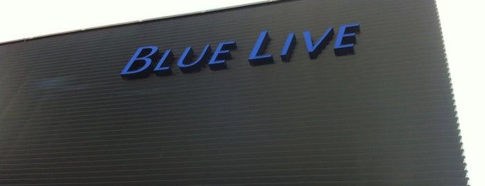 Blue live*ブルーライブ 広島 is one of ライブハウス.
