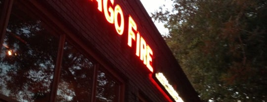 Chicago Fire is one of Gluten Free Dining Downtown Sacramento.