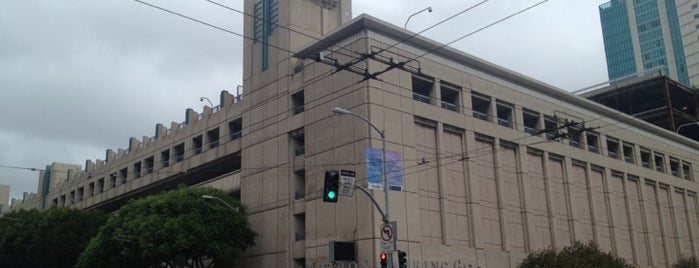 Fifth & Mission / Yerba Buena Garage is one of Science Around The Bay.