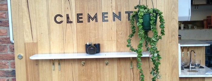 Clement Coffee Roasters is one of CoffeeGuide..