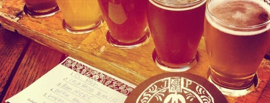 Jolly Pumpkin Cafe & Brewery is one of Fun Go-to-Spots.