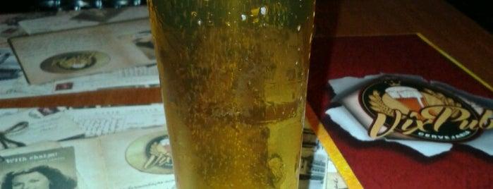 Vix Pub Cervejaria is one of A.