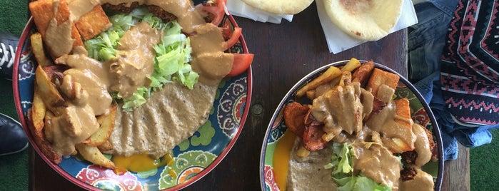 Basmah is one of Food & Fun - Berlin.