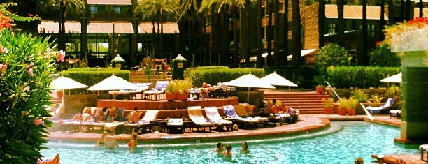 Hyatt Regency Scottsdale Resort and Spa at Gainey Ranch is one of The 15 Best Places for Corned Beef Hash in Scottsdale.