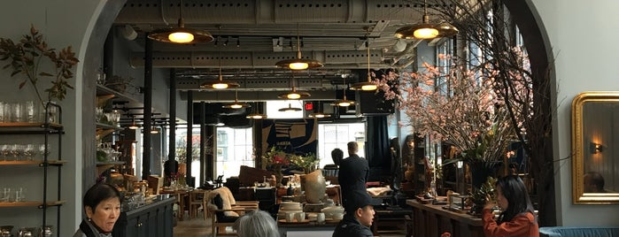 La Mercerie is one of The New Yorkers: Ladies Who Lunch.