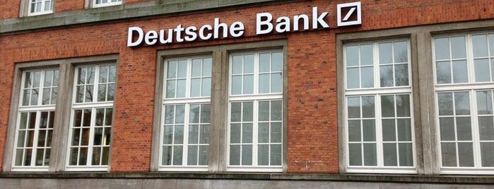 Deutsche Bank is one of Mein Deutschland.