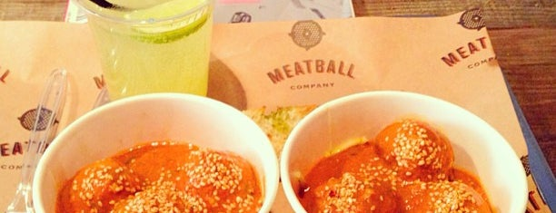 Meatball Company is one of Кафе.