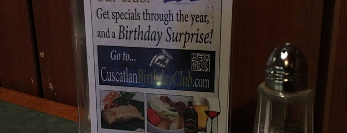 Cuscatlan Salvadorian Cuisine is one of SD: Food & Drinks.