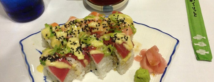 Dimibang is one of Sushi Madrid.