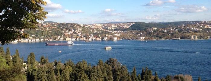 Aşiyan Müzesi is one of İstanbul Avrupa Yakası #2 🍁🍃.