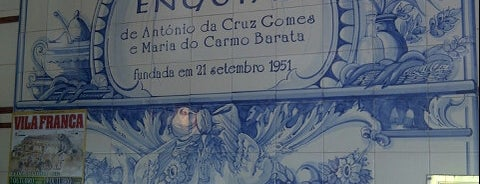 Casa das Enguias is one of Sítios.